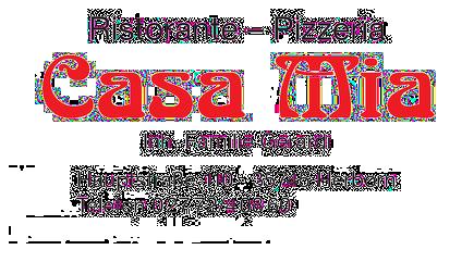 Ristorante Pizzeria Casa Mia Herborn